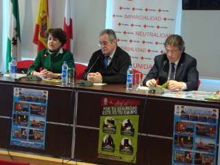 Conferences 2014. Eldery. Intercultural. Road Safety. Granada