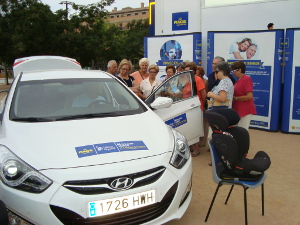 Presentation of Granada Elderly and Road Safety 2014