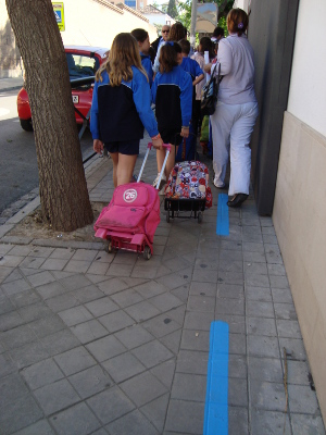 Safe School Routes granada