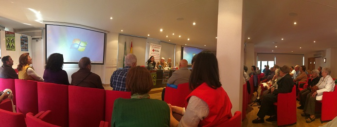 Intergenerational Conferences in Road Safety Granada 2015