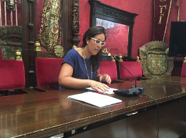 María Francés to present the beginning of school year 2015/2016